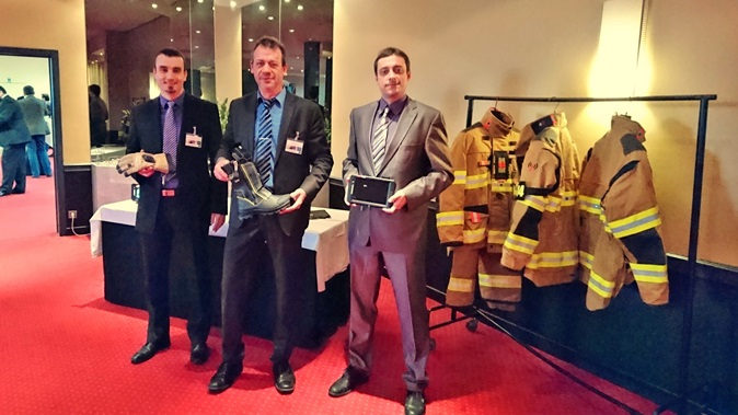 Firefighter suits Czech consortium conquered Europe